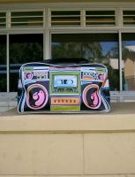 Boom Box by RonnieTheBrit