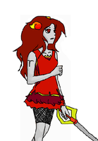 KH Aradia by JessicaL98000