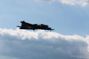 Boeing B-17 Flying Fortress 4 by TPJerematic