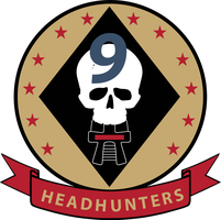 Battlestar Galactica Headhunters Patch by talos56