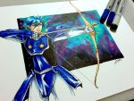 Rowen [Ronin Warriors] full color by jessi-g-hardy