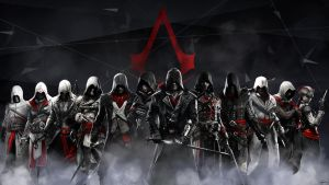 Assassin's Creed Wallpaper (Updated - Full HD) by GianlucaSorrentino
