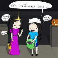 It's Halloween Time! by June-Rosenfield