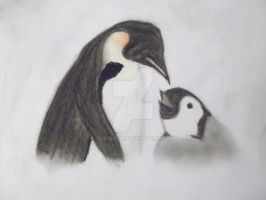 Penguins Again by Rufina72