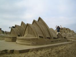 Sydney Opera House by Suzuko42