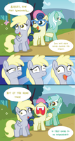 How Derpy's Got That Way by T-3000