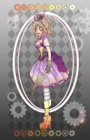 Lolita Steampunk Twin by NoFlutter