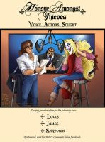 VOICE ACTORS SOUGHT ((CLOSED!)) by Quarter-Virus