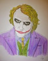 Why so serious?? by CheshireGrinMoon