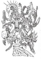 BIONICLE tribute by thunderalchemist18