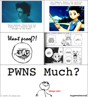 Rage Comic: PWNS much? Holding Le Breath by lu40953