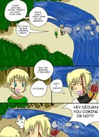 Tales Of Agion: Drak -- Chapter 1, Page1 by skymeow214