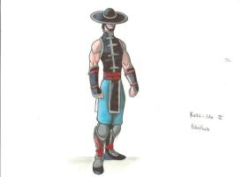 kung lao by stefano-roca