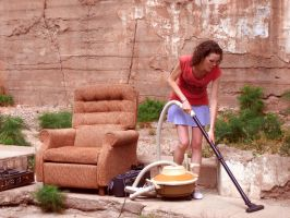 Cleaning up by greensprout