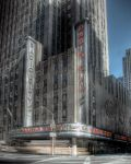 Radio City Music Hall by spudart