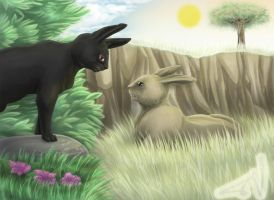 Watership Down by Spiccan