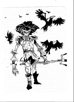 The Scarecrow by Asslave