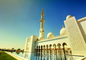 Sheikh Zayed Grand Mosque - VI by ahmedwkhan