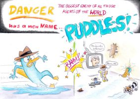 OMG PUDDLES by EleanorTopsie