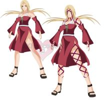 Tsunade Design by xXHancockXx