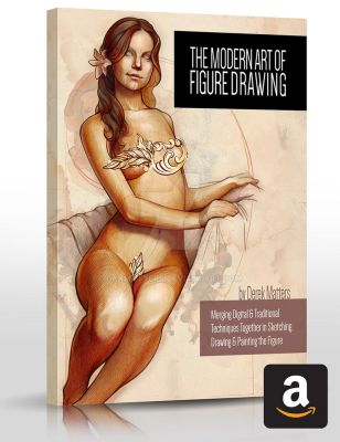 The Modern Art of Figure Drawing by Dakmatters