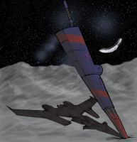Starscream's Requiem colored by Johnny216