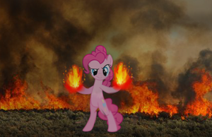 Firelord Pinkie by LordDunjie
