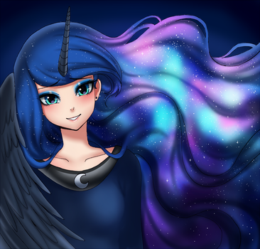 Luna look by RacoonKun