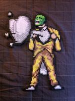The Mask in Love Bead Sprite by Flames2Earth