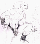 New and Improved Buu 2014 by Vee-Freak