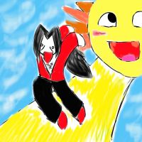 Itachi's Walking on Sunshine by CrazyLittleNaruto