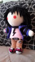 Staz Blood Plushie by strange-black-cat