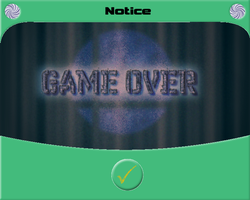 Toshi: Game Over -Generic- by josephstaleknight