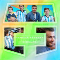+Beckham Family -Final Word Cup 2014 photopack by ForeverTribute