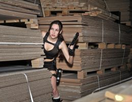 Lara Croft Underworld10 - IGAMES'13 by TanyaCroft