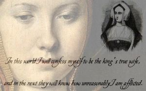 The Tragic Catherine of Aragon by LadyNorrington19