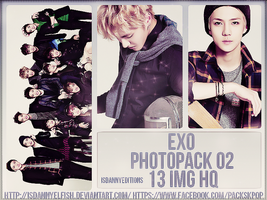 EXO - PHOTOPACK#02 by JeffvinyTwilight