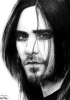 Jared Leto by DarkGreenCabochon