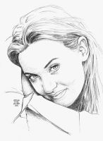 KATE WINSLET by MalevolentNate