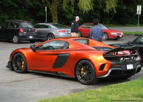 Copper 675LT Spyder by S-Amadeaus