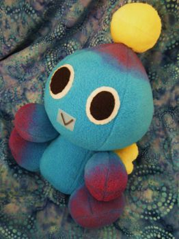 Chao Plush - .:4 sale:. by Plooshy