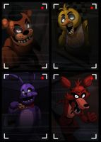 FNAF - Smile for the Camera by LynxGriffin