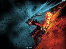 Dante's DT with Agni and Rudra by eXtalkerZ