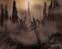 Post Apocalypse by wingedness