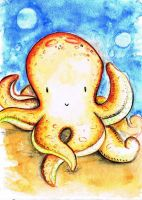 Octopus by Huuudi