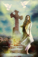 The Solitude of Maria Magdalena by SilviaMS