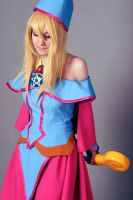 Dark Magician Girl by Aster-Hime