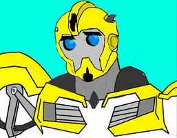 BumbleBee :FINISHED by raelynn109