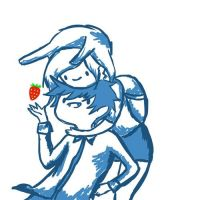 Fionna and Marshal by everydayexplorer