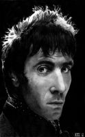 Liam Gallagher by Menco